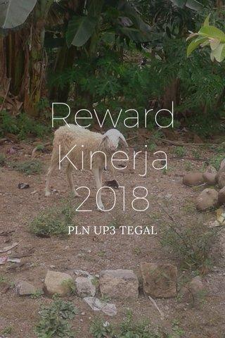 Reward Kinerja 2018 PLN UP3 TEGAL