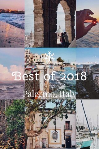 Best of 2018 Palermo, Italy