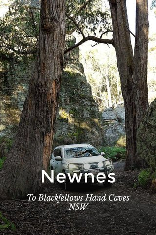 Newnes To Blackfellows Hand Caves NSW