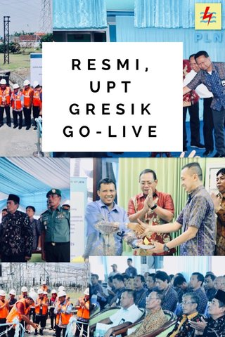 RESMI, UPT GRESIK GO-LIVE