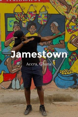 Jamestown Accra, Ghana