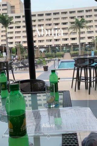 Abuja Rhare