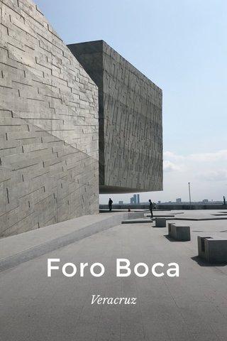 Foro Boca Veracruz