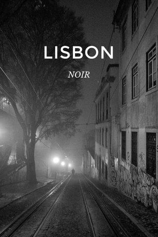 LISBON NOIR