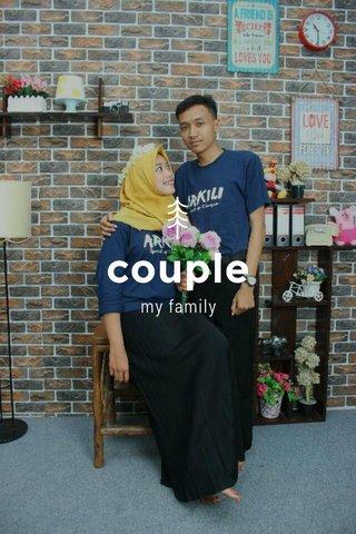 couple my family