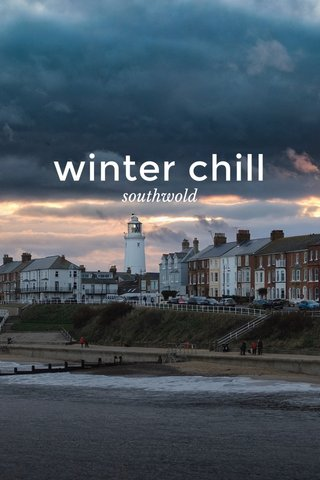 winter chill southwold