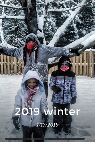 2019 winter 1/17/2019