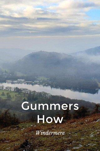 Gummers How Windermere