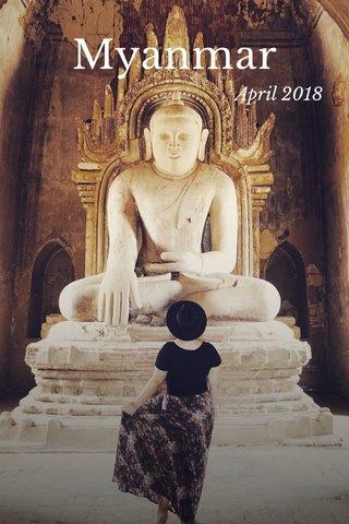 Myanmar April 2018