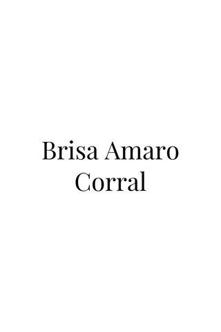 Brisa Amaro Corral