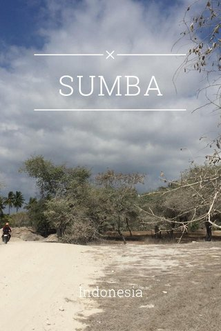 SUMBA Indonesia