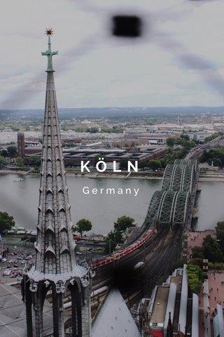 KÖLN Germany