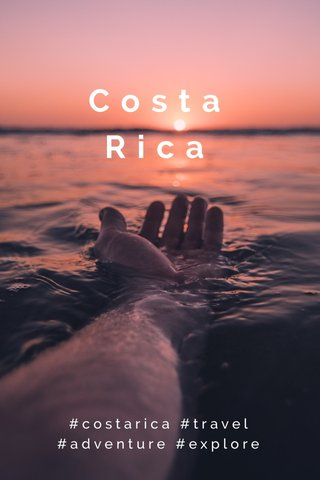 Costa Rica #costarica #travel #adventure #explore