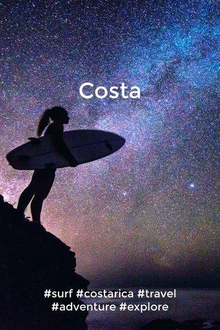 Costa #surf #costarica #travel #adventure #explore