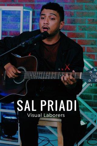 SAL PRIADI Visual Laborers