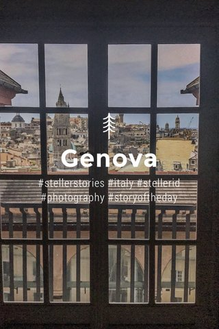 Genova #stellerstories #italy #stellerid #photography #storyoftheday
