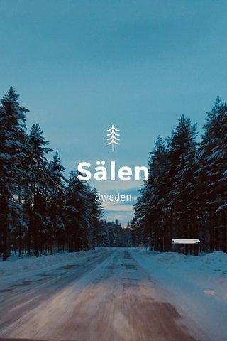Sälen Sweden