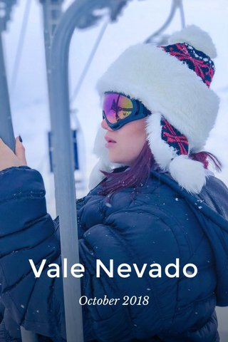 Vale Nevado October 2018