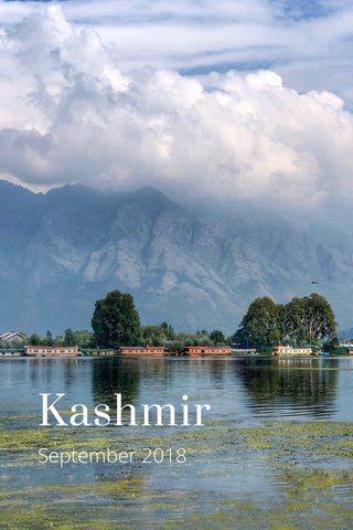 Kashmir September 2018