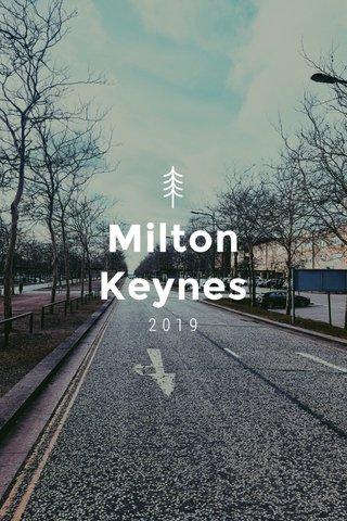 Milton Keynes 2019