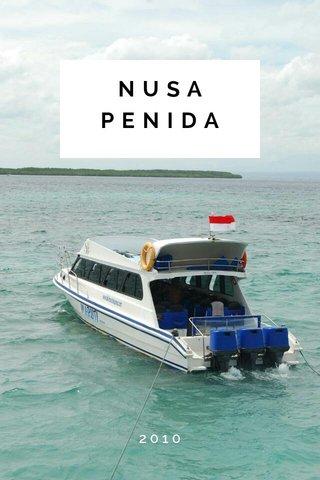 NUSA PENIDA 2010