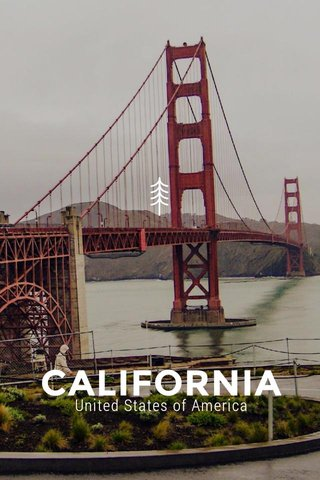 CALIFORNIA United States of America