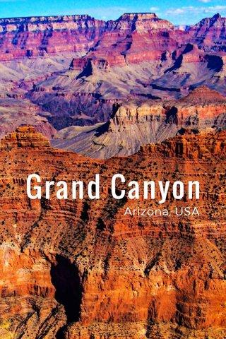 Grand Canyon Arizona, USA