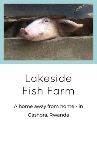 Lakeside Fish Farm