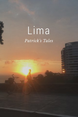 Lima Patrick's Tales