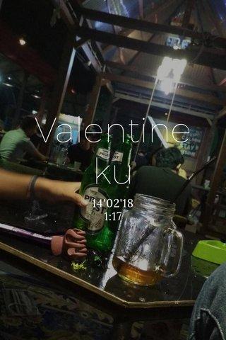 Valentineku 14'02'18 1:17