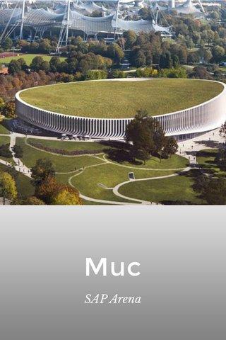Muc SAP Arena