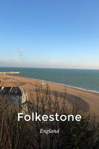 Folkestone England