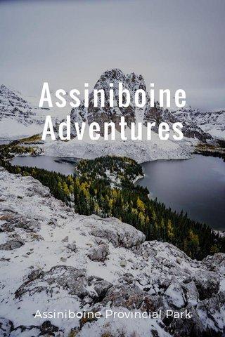 Assiniboine Adventures Assiniboine Provincial Park