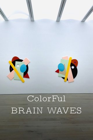 ColorFul BRAIN WAVES