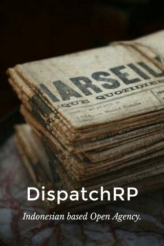 DispatchRP Indonesian based Open Agency.