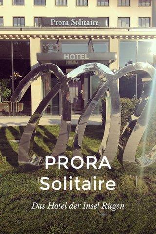 PRORA Solitaire Das Hotel der Insel Rügen