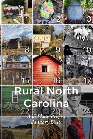 Rural North Carolina 365 Photo Project January 2019