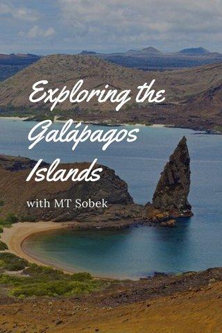 Exploring the Galápagos Islands with MT Sobek