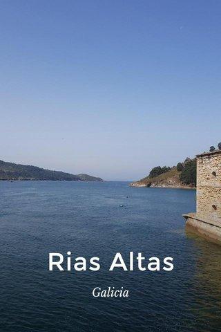 Rias Altas Galicia