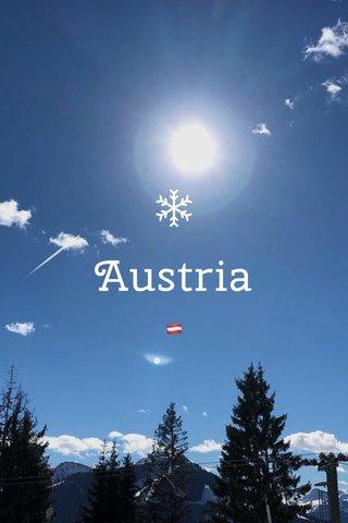 Austria 🇦🇹