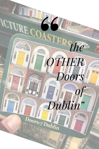 the OTHER Doors of Dublin""