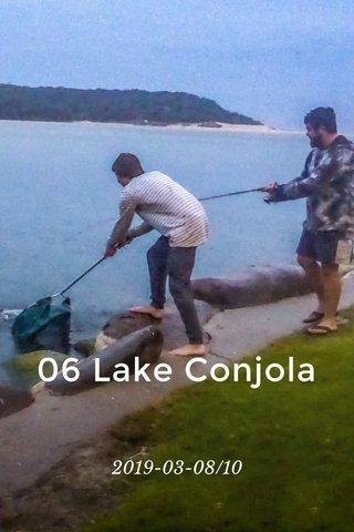 06 Lake Conjola 2019-03-08/10