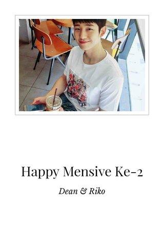 Happy Mensive Ke-2