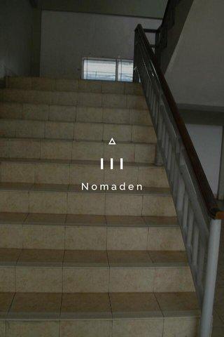 III Nomaden