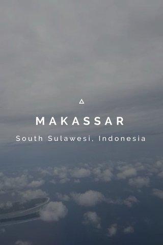 MAKASSAR South Sulawesi, Indonesia
