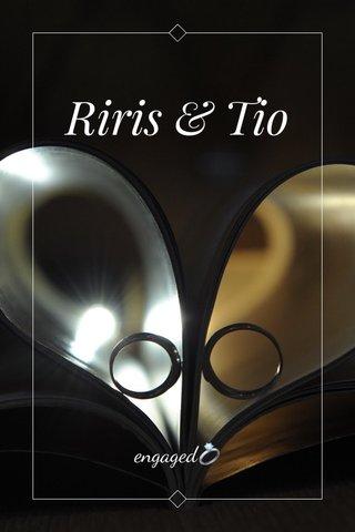 Riris & Tio engaged💍