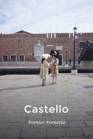 Castello #venice #venezia