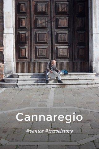 Cannaregio #venice #travelstory