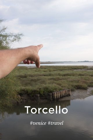 Torcello #venice #travel