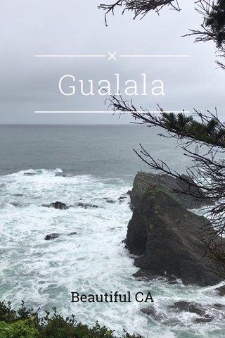 Gualala Beautiful CA